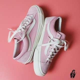 [INSTOCK] Vans Style 36 Pink Coral Blush
