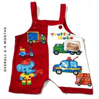 Overall Mobil