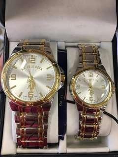 Authentic Polo Couples Watch