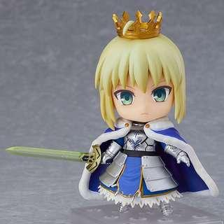 [PRE ORDER] Good Smile Company - Nendoroid 600b - Saber/Altria Pendragon: True Name Revealed Ver. - Collectible Action Figure