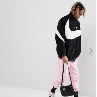 [NEW] Nike Vaporwave Reversible Fleece Jacket