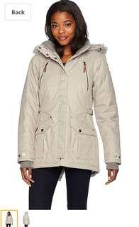 4.3 out of 5 stars  27 Reviews Columbia Women's Barlow Pass 550 TurboDown Jacket size M