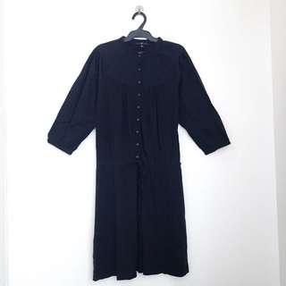 GAP Buttoned Dress
