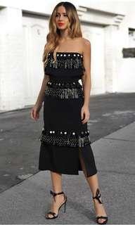 Gladiator Midi Dress