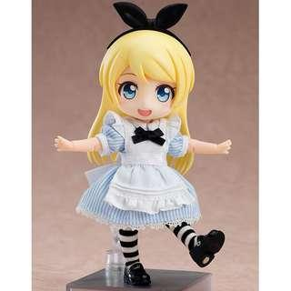 [PRE ORDER] Good Smile Company - Nendoroid Doll: Alice - Collectible Action Figure