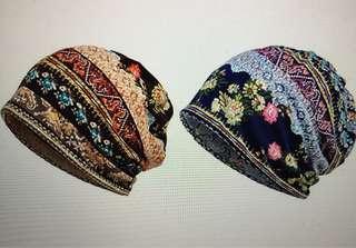 Women's Baggy Slouchy Beanie Hat Cap Infinity Scarf