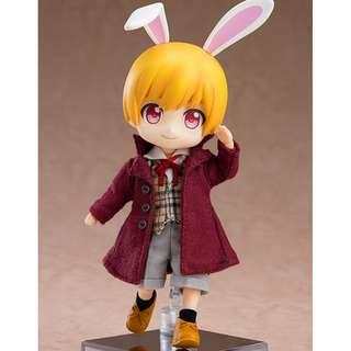 [PRE ORDER] Good Smile Company - Nendoroid Doll: White Rabbit - Collectible Action Figure