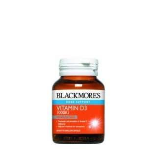 Blackmores Vitamin D3 Supplement