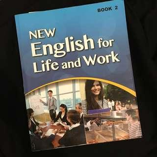 🚚 NEW English for Life and Work Book 2