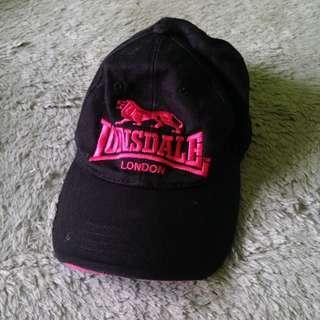 Topi trucker lonsdale