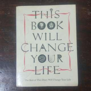 This Book Will Change Your Life (Art Book)