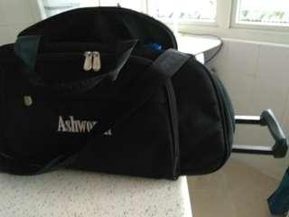 Ashworth trolley travel bag