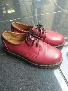 Agussa Shoes Genuine Leather