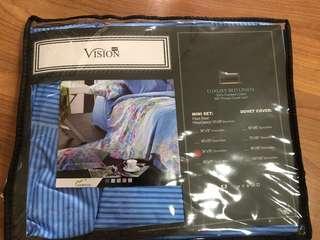 Luxury bed linen