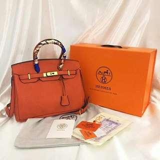 Hermes Birkin 30cm with Box - complete inclusion