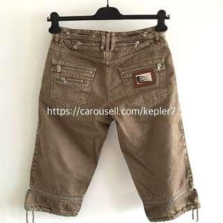 D&G Dolce Gabbana Denim Shorts