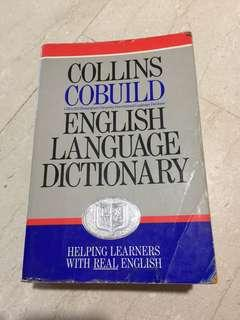 Collins Dictionery