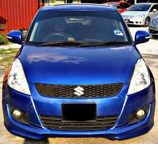 SUZUKI SWIFT 1.4 AUTO