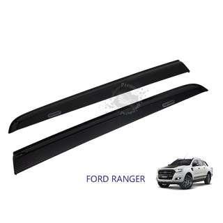 FORD RANGER 2012 (FRS-128) FIBER CARBON DESIGN DOOR VISOR