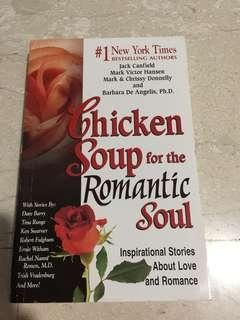 For the romantic soup Chicken Soup