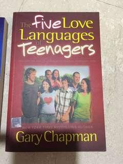 The 5 love languages for teenagers