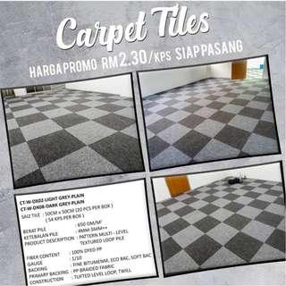 We Save You Save Promotion For Carpet Tiles At Cheapest Price!!!