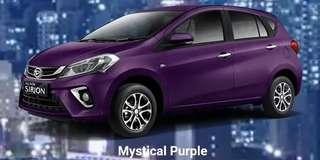Opent Indent All New Daihatsu Sirion