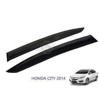 HONDA CITY 2014 CAR DOOR VISOR