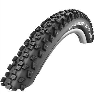 🆕! Schwalbe 24 X 1.9 Black Jack MTB Wired Tyres  #OK          (PRICE FOR 2 TYRES) 24 inch