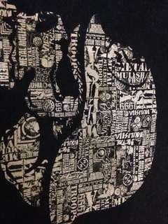 T Shirt Band metal Mulisha