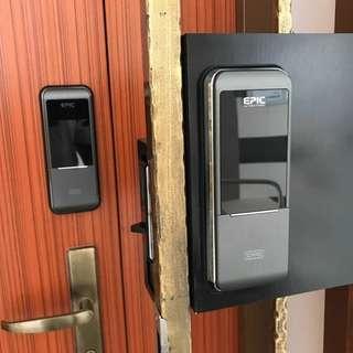 Epic gate & door lock @ $699,Call 88668884