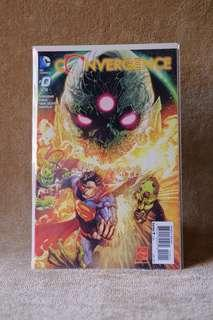 DC Comics - Convergence #0 to #8 with FCBD 2015 Divergence One-Shot