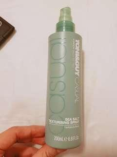 Toni & Guy Sea Salt texturizing hair spray