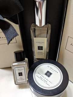 BNIB: Authentic Jo Malone Mimosa & Cardamon cologne gift set