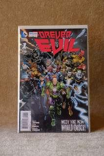 DC Comics - Forever Evil #1 to #7
