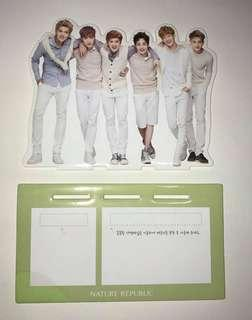 EXO M NR Standee