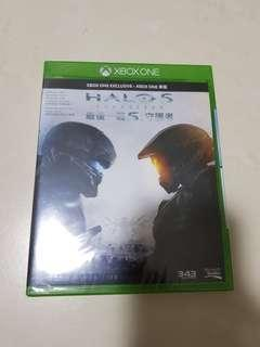 HALO 5 -The Guardians (Xbox One New)