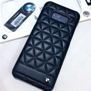 BMW Case for S8+ (free case hitam polos)