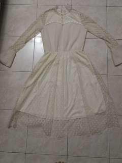 Japan lace dresses