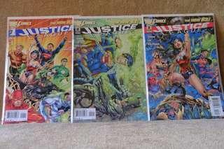 DC Comics - Justice League Set