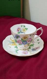 Royal Albert 'Daisy' Cup & Saucer (2nd Grade)