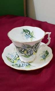 Royal Albert Cup & Saucer