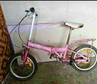 Sepeda lipat Familly