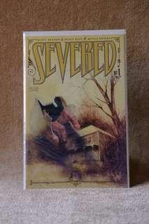 Image Comics - Severed #1 to #6