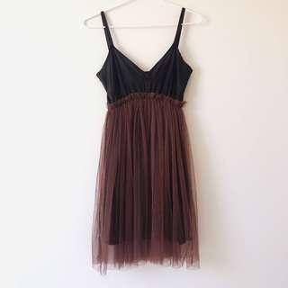 *hardly worn* Tulle dress size S