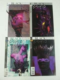Black Orchid (1993 2nd Series) Comics Set