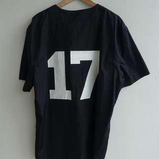 Givenchy Baseball Shirt