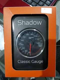 Shadow classic Water temperature gauge