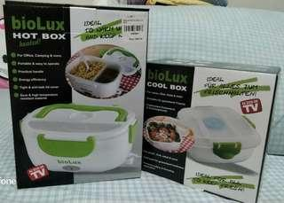 Electric Lunchbox with FREE Cool box