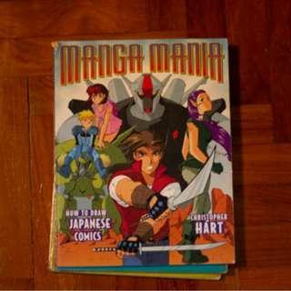 Manga Mania: How To Draw Japanese Comics - Christopher Hart